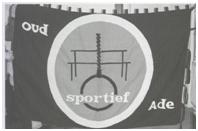 Vlag gym vereniging Sportief