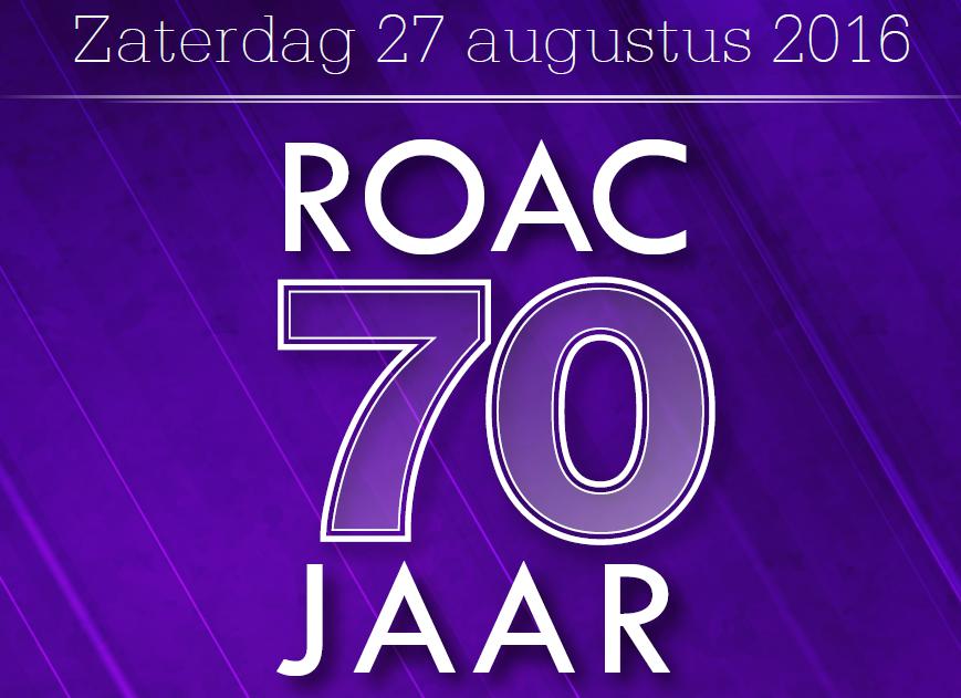 ROAC 70 jaar